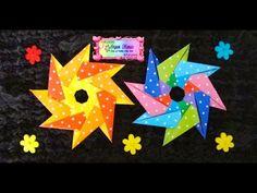 Origami Maniacs 82: 60 Degrees Star - YouTube