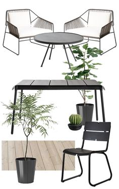 Planning the outdoor area (via Bloglovin.com )