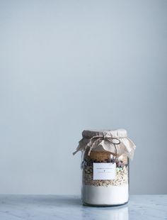 call me cupcake - gifts in jars | H&H Blog