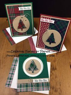 trees in checkered paper ! trees in checkered paper ! Simple Christmas Cards, Homemade Christmas Cards, Christmas Cards To Make, Xmas Cards, Homemade Cards, Holiday Cards, Christmas Crafts, Christmas Family Feud, Stampin Up Karten