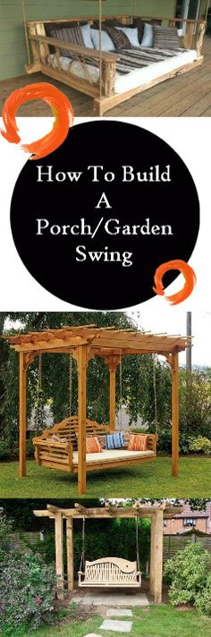 How To Build A Porch/Garden Swing:http://vid.staged.com/ShHsVideo With…