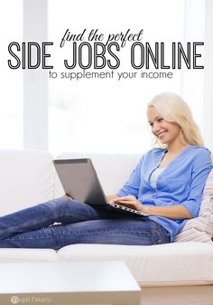 Are you looking for a way to supplement your income in your free time? There are a ton of different side jobs online that you can do to make extra money. Depending on your skills and experience you can find a great side job to fit your schedule.
