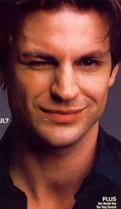 Gale Harold: Qhuinn, son of Lohstrong, the Black Dagger Brotherhood