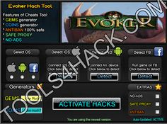 Evoker  Hack - 27.06.2014 Updated http://tools4hack.com/evoker-hack-cheats-september-2014-latest/