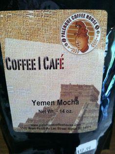 Yemen Mocha  www.palenquecoffeehouse.com