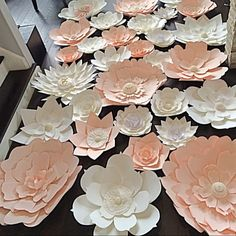 Popular items for giant paper flowers on Etsy