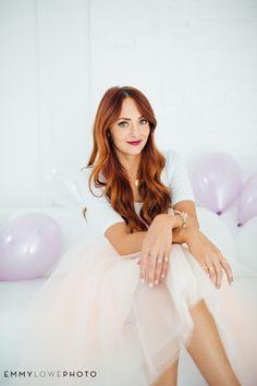 Mix Photo, Birthday Photography, Photographic Studio, Tulle, Photoshoot, Celebrities, 30th, Cake, Fashion