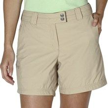 2 styles of Women's Hiking & Travel Shorts from White Sierra, Marmot, and more at Sierra Trading Post. Hiking Shorts, Khaki Shorts, Bermuda Shorts, Celebrities, Women, Style, Fashion, Swag, Moda