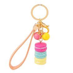 Pendant Handbag Keyring Sweet Mini Cookies