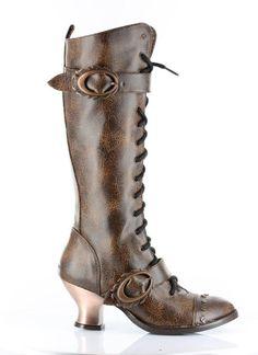 Women's Hades Vintage Boot Brown | Amazon.com