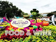 Disney College Program: Food & Wine Festival