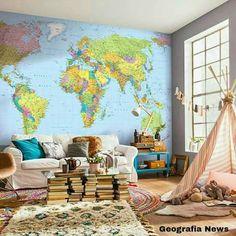 Sala Geografica