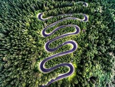 Infinite road to Transylvania - The Cheia road to Transylvania (yes, THAT Transylvania) in Romania. As seen from above, by a DJI Phantom 4 drone. Modern Photography, Aerial Photography, Digital Photography, Photography Tips, Travel Photography, Blockchain, National Road, Mountain Pass, Exploration