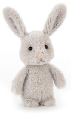 Small Fluffy Rabbit Soft Toy Jellycat Children- A large selection of Toys and Hobbies on Smallable, the Family Concept Store - More than 600 brands. Fluffy Rabbit, Fluffy Bunny, Bunny Rabbit, Pet Toys, Kids Toys, Big Plush, Jellycat, Toy Boxes, Stuffed Animals