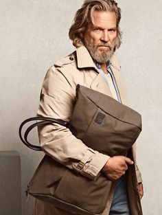 Marc O'Polo Spring/Summer 2015 Campaign #jeffbridges #marcopolo #followyournature #ss15