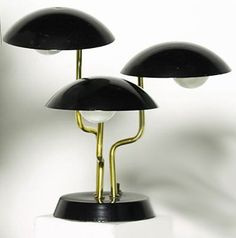Gino Sarfatti, Table Lamp for Knoll, c1952.
