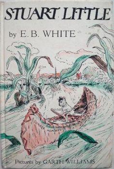 Stuart Little by E. B. White Harper & Row Book Club Edition by E. B. White, http://www.amazon.com/dp/B0027EL844/ref=cm_sw_r_pi_dp_XvByrb1HTR386