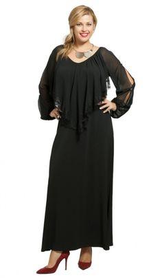 795c0a90e7e3 47 Εντυπωσιακά plus size γυναικεία ρούχα για γάμο!