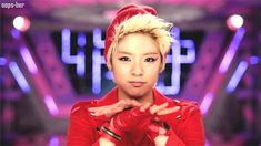 Girl group f(x)'s member Amber, the band's rapper, is a tomboy babe. | 26 Reasons K-Pop Is Better Than American Pop