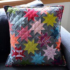 Modern She Made cushion