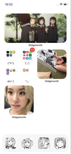 Iphone App Layout, Homescreen, Ios