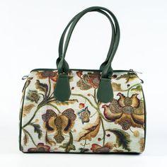 Floral Printed Handbag for Ladies Tender Light by MyBrightBag