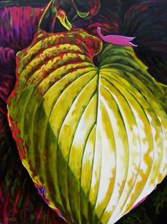 Bold Botanical: 2012 Paintings by Carol Sims