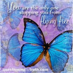 Art - Words - Inspiration - Quote - Its easier to fly when you let go. Great Quotes, Me Quotes, Motivational Quotes, Inspirational Quotes, Actor Quotes, Truth Quotes, Butterfly Poems, Butterfly Art, Butterfly Colors