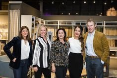 TO CELEBRATE THE 120TH anniversary of House Beautiful, the magazine partnered with Lee Industries and hosted a party on November 9 at the Lillian August Design Center in Norwalk, Connecticut. Over 100 interior designers and industry notables