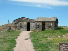 Prairie Homestead Historic Site  21070 SD Hwy 240, Philip, SD