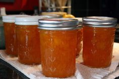 Low Sugar Orange Marmalade Recipe