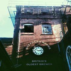 Yesterday. #beer #brewery #shepherdneame #faversham #england | From Lizzie