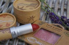 Zestaw na lato - podkład, korektor, róż do policzków i szminka (Fot. Marta Lewin) Blush, Lipstick, Beauty, Caramel Color, Lipsticks, Rouge, Beauty Illustration