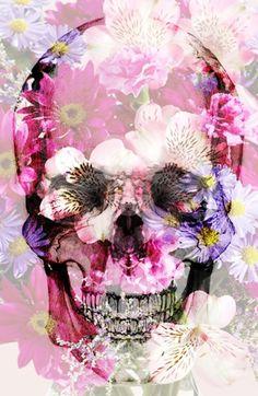 Skull Flores