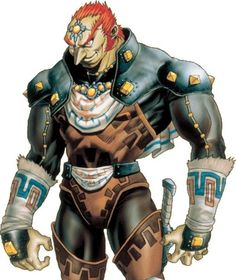 Creators behind Ganondorf's design in Ocarina of Time detail the creation process   A portion of an Art and Artifacts interview with artists Yusuke Nakano and Satoru Takizawa designer of Ganondorf's Ocarina of Time model  - this was accomplished after much trial and error - the original model was a lot thinner and his head almost looked bird-like As for  he came up with an illustration that had - Nakano made the design with the wide-open eyes - the art for Ganondorf initially looked like a…