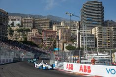 After a hard fought battle, António Félix da Costa has been stripped of his sixth place at the Monaco E-Prix, the ninth race in the ABB FIA Formula E Costa, Bmw I, Formula E, Job Opening, Street View, Racing, World, Places, Lugares