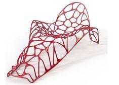 Batoidea-L (chaise longue) Morphs by Peter Donders.