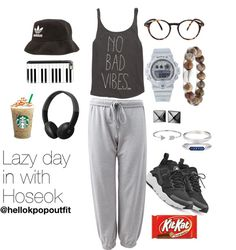 Requested by @shineewritten Lazy day in with Hoseok Next: Marvel marathon with Jungkook