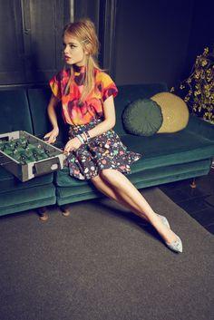 Please magazine // Photo by Olivia da Costa, styling by Georgia Tal
