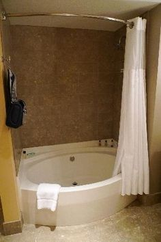 garden tub and shower combo. tub shower combo  Roman Great but very dark Love the garden Maybe one day when we remodel