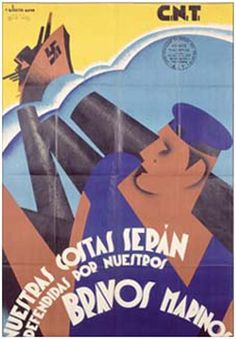 Spain - 1936. - GC - poster - CNT