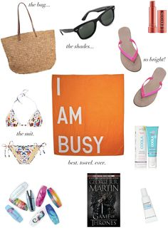 You can find our Laguna Sandals in @Grace beach bag - we love it!