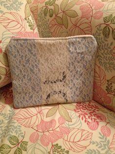 New Toms lace bag!