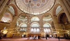 Inside Of The Selimiye Mosque, Turkey.. - Interesting Places to Visit - Please Share or LIKE