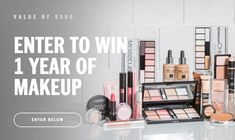 Enter for a chance to win a year of Catrice makeup products, worth $500. Restrictions: 18 or older End Date: February 14, 2018