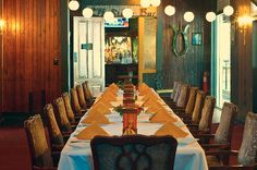 The restaurant is flexible in it's design to accommodate any size party! Call us for a reservation at 803-648-1181