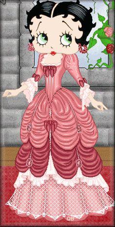 MySpace and Orkut Betty Boop Glitter Graphic - 1     I don't like Bety Boop, Eu não gosto da Bethi Boop, lá tem mais.