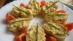 FOTORECEPT: Drožďová nátierka Baked Potato, Zucchini, Potatoes, Baking, Vegetables, Ethnic Recipes, Food, Potato, Bakken
