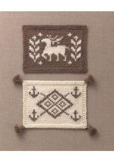100 Motifs scandinaves au tricot - Editions de Saxe