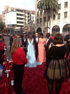 Lupita Nyong'o #Oscars2014 #Oscars #STYLAMERICAN